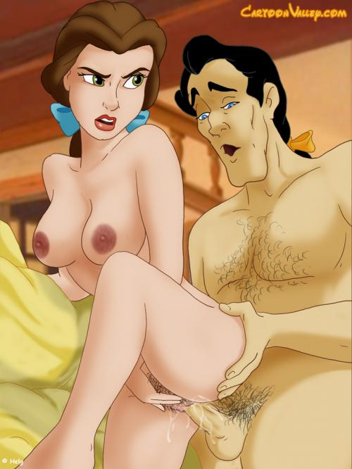 Beauty and the beast tits xxx have